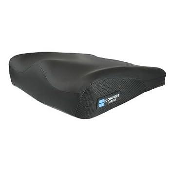 Saddle Anti Thrust Wheelchair Cushion Size 18 X 16 Gel Yes