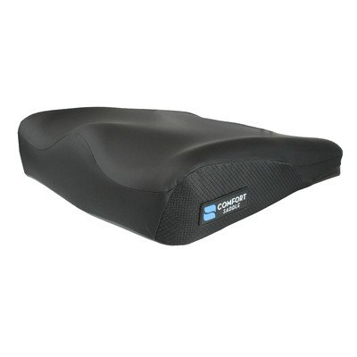 Saddle Anti-Thrust Wheelchair Cushion Size: 18