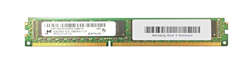 MICRON MT18KDF51272PDZ-1G4M1FG PC3L-10600R 4GB 2RX8 ECC REG (FOR SERVER ONLY) (Memory Profile Reg Server Low)