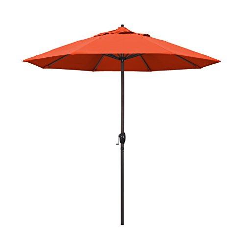 California Umbrella Aluminum Market Bronze