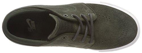 finishline sale online footlocker finishline online Nike Unisex Adults' Stefan Janoski Gs 525104-304 Trainers Green (Green/Green/White 525104-304) EB7hPgi