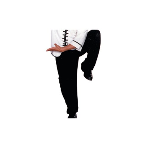 Tiger Claw Kung Fu - Tiger Claw Kung Fu Pants - Black - Size 6