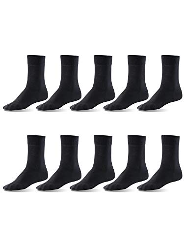 bd64ed214 Mat & Vic's Men's Dress Socks, European, Cotton, Classic Crew, Women's Sizes