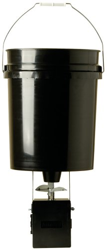AMERICAN HUNTER 40 Lb. Bucket Feeder with E-Kit