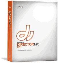 Macromedia Director MX 2004 Win/Mac [Old Version]