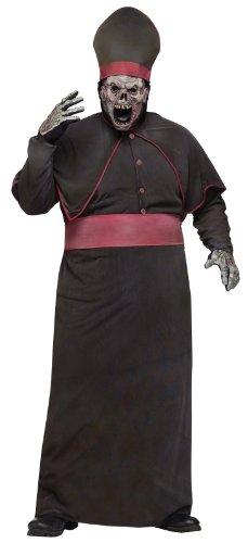 Zombie High Priest Plus Size Costume