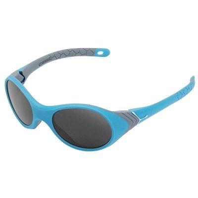 Cebe Kanga Sunglass Blue Frame, 2000 Grey Lens - Cebe Sunglasses