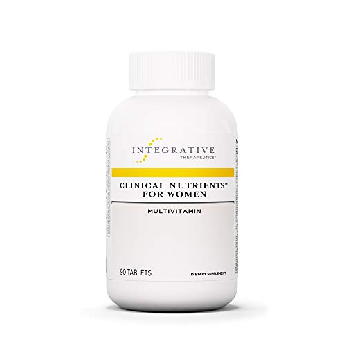 Integrative Therapeutics – Clinical Nutrients For Women – Multivitamin with Comprehensive Nutritional Support for Women – 90 Tablets Review