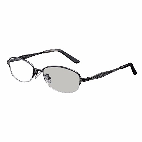 Transition Photochromic Progressive Multi Focus Reading Glasses No Line Gradual Lens +Rx Farsighted Women UV400 Sunglasses (+2.00, - Sunglasses Progressive Lenses