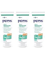 Excipial Daily Protection Daytime Hand Cream, 3.5 Ounce, (Pack of - Protection Lotion Hand