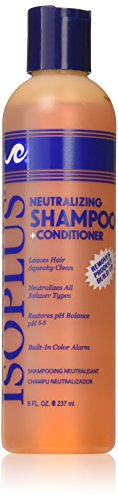 Isoplus Neutralizing Shampoo + Conditioner 8 Ounce (237ml)