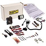 MPC Prewired Remote Start Kit Keyless Entry 2011-2014 Ford F-150 Diesel - Includes T-Harness -(2) 5-button Remotes
