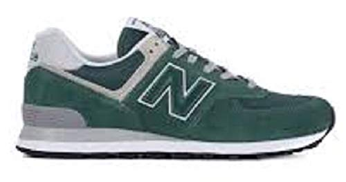 New Balance Ml574 Shoes 9.5 D(M) US Forest Green from New Balance