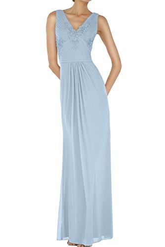 Ivydressing - Vestido - Estuche - para mujer azul claro