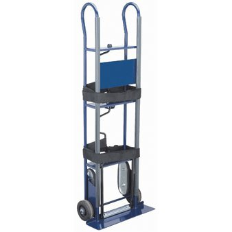 600 Lbs. Capacity Appliance Hand Truck Stair Climber Steel Frame by Haul Master ()