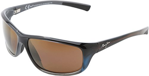 Maui Jim Sunglasses - Spartan Reef / Frame: Marlin Lens: HCL - Sunglasses Jim Maui