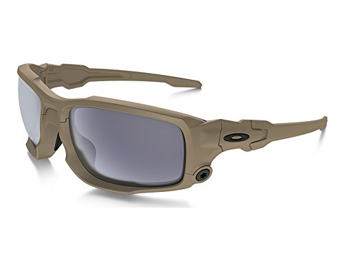 Oakley Si Ballistic Shocktube in Terrain Tan with Grey, used for sale  Delivered anywhere in USA