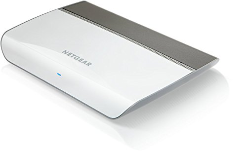 NETGEAR 8-Port Gigabit Ethernet Unmanaged Switch (GS908) - Desktop Housing with Integrated Cable Management, and Fanless Design for Quiet Operation