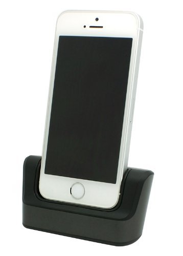 Stand desktop charger cradle dock for iphone 6 / 6s docking station ...
