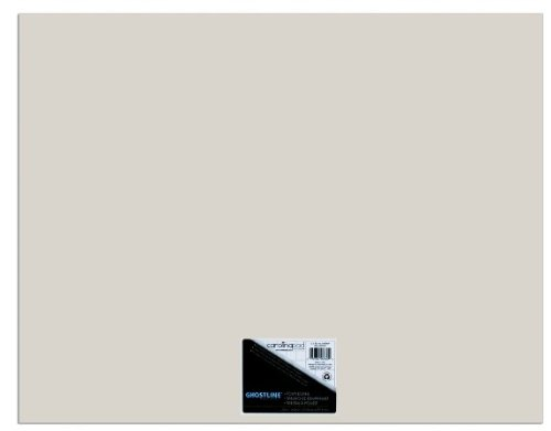 Carolina Pad 90330 22 X 28 White Ghostline® Foam Board by CPP International Creativity Street