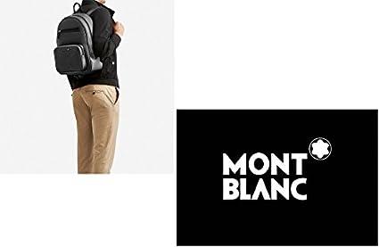 Montblanc SIGNATURE - Mochila casual Negro negro Large: Amazon.es: Equipaje