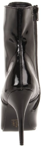 45 Classiques Taille Femme Sed1020 Pleaser Bottes Noir 7wgXY