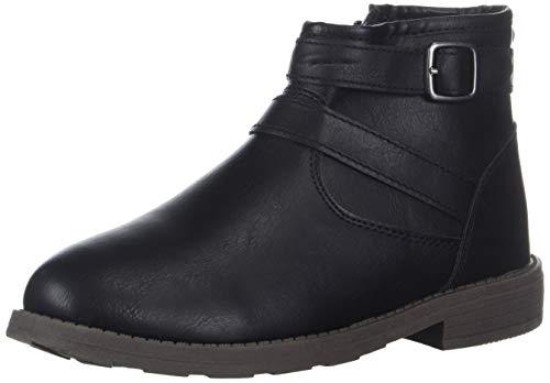 carter's Girls' Cindia Ankle Boot, Black, 13 M US Little Kid