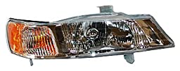 TYC 20-5565-01 Honda Odyssey Passenger Side Headlight Assembly
