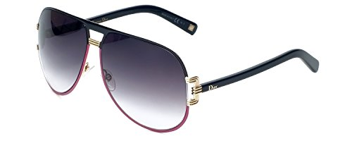 Christian Dior Designer Sunglasses Graphix2-V4S in Black-Pink 62mm by Dior