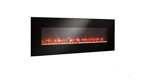 Amazon Com Greatco Gallery Series Built In Electric Fireplace Ge