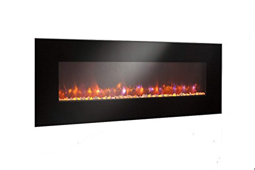 Outdoor Great Room GE-70 70-Inch Gallery Linear Electric LED Fireplace