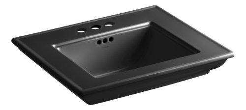 Kohler K-2345-4-7 Memoirs Bathroom Sink Basin with Statel...