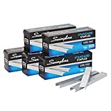 Swingline Staples, Standard, 1/4