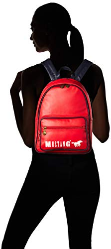Debby Donna Mano A Rosso 300 Dayton red zaino Mustang Backpack Mvz Borsa Fq6cwH5