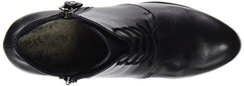 Femme Bottes Nappa Noir Noir Caprice Black 25200 wgnqFwR8