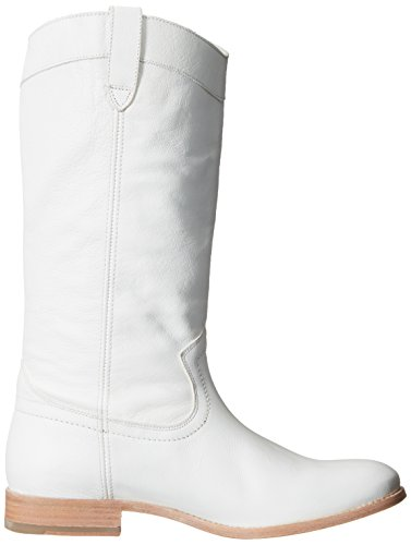 Fashion Pull White Boot Frye on Melissa Women's I0xqE8
