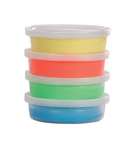 Color-Coded Therapy Putty Special Kit - 4x 2oz