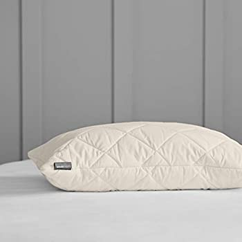 100/% Shropshire wool Pair Sleep /& Beyond standard myWoolly adjustable pillows