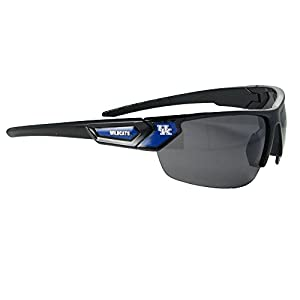 Kentucky Wildcats Black Blue Sport Sunglasses UK Licensed Gift S12JT