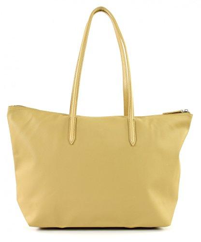 Lacoste L.12.12 Concept Shopper Tasche 35 cm Antelope