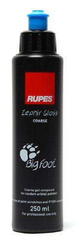 Zephir Gloss Rupes Coarse Polishing Compound Gel 250 ml