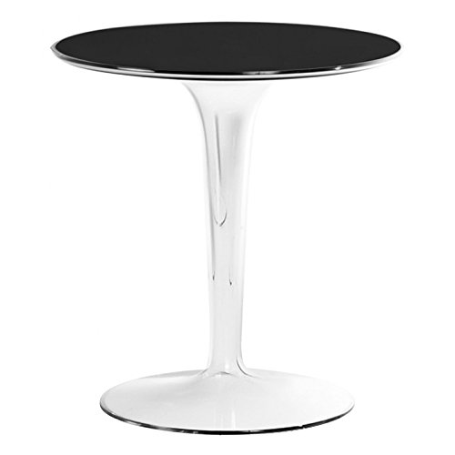 Kartell 8600/E3 Tip Top Side Table Tavolino, Arancione