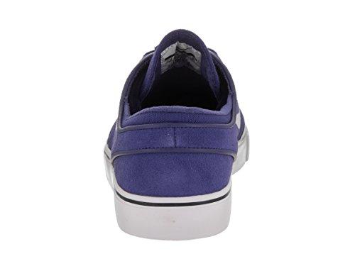 Men Night Shoe US Skate 10 White Stefan Janoski Deep Black Men's Nike Zoom XSHxqwPaw