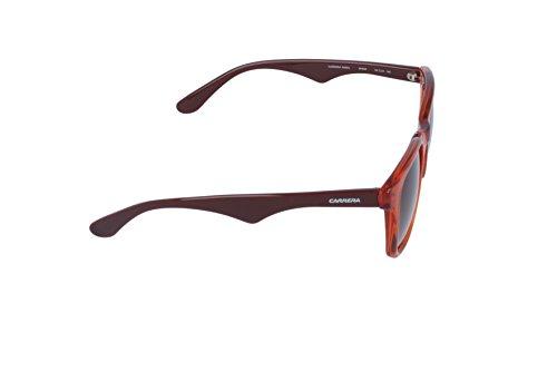Carrera Rectangulares Gafas de Multicolor Burgundy 6000 Unisex Sol L Brick rEqXnrxCw
