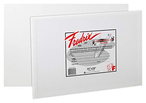 Fredrix T3022 22 x 28 Canvas Panel