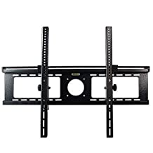 "42"" - 65"" (165 lb) LCD/LED/Plasma TV Wall Mount Bracket with Tilt (Black) New"
