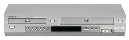 amazon com samsung dvd v3650 progressive scan dvd vcr combo rh amazon com