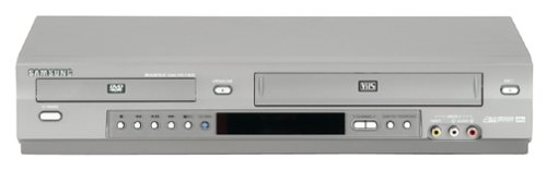Samsung DVD-V3650 Progressive Scan DVD/VCR Combo