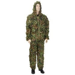 Classic Safari™ 2pc Ghillie Suit - Size Medium/Large.