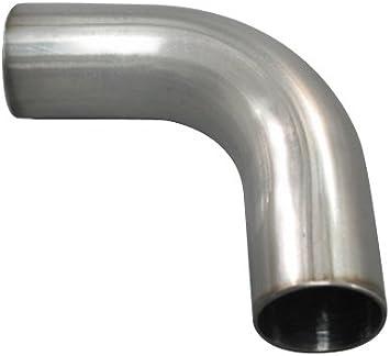 """90 Mandrel Bend Pipe Tubing Tube 304 Stainless 1.5/"""""""